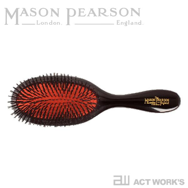 MASON PEARSON メイソンピアソン ハンディブリッスル クリーニングブラシ付き 4966997310606