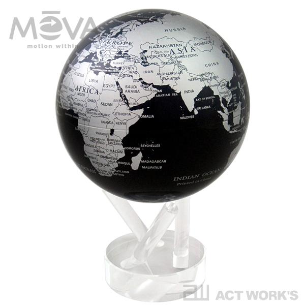 《全3種類》11cm Diameter MOVE Globes 地球儀 ムーバグローブ 4.5