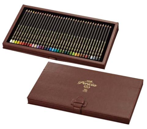 【三菱鉛筆】色鉛筆 ユニ カラードペンシル ペリシア LC 36色