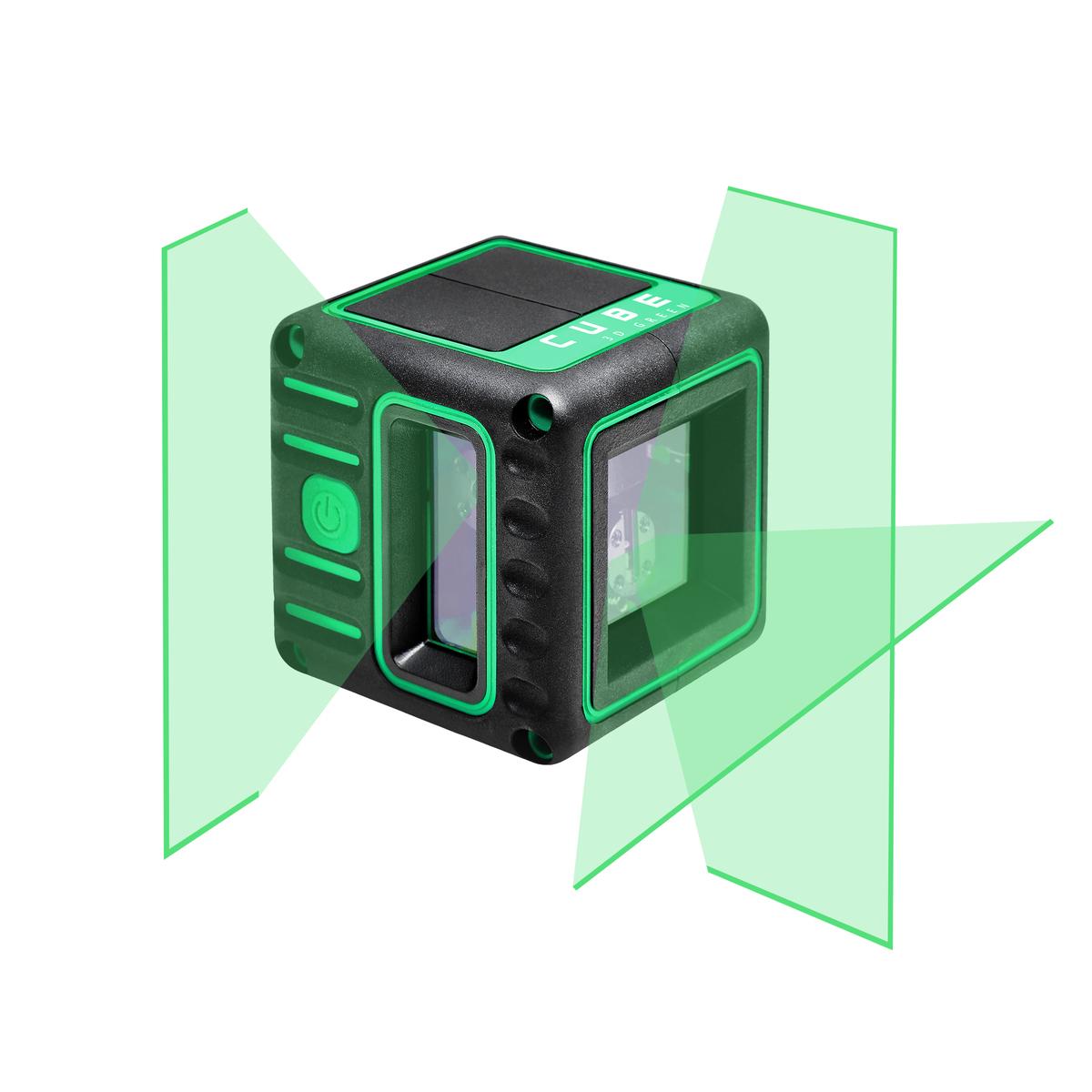 グリーンレーザー墨出し器の定番と言えば縦、横、大矩。こんなにコンパクトでこの3拍子揃ったのは本機だけ!しかも、受光器にも対応します。日本語取説付き グリーン レーザー墨出し器 キューブプロ2V1H エレベーター三脚付き 受光器(別売りLR60G)対応 高輝度 レーザーレベル 墨出器 測定器 オートラインレーザー レーザーライン 墨出しレーザー 自動補正 小型 墨出し機 レーザー水平器 送料無料
