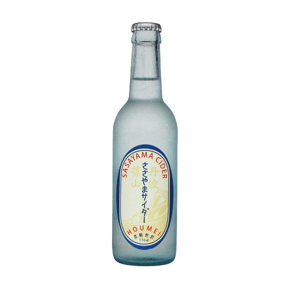 ジュース サイダー 丹波ささやま 海外 セールSALE%OFF 炭酸飲料 丹波篠山より昔懐かしい 昔ながら 駄菓子 ささやまサイダー330ml