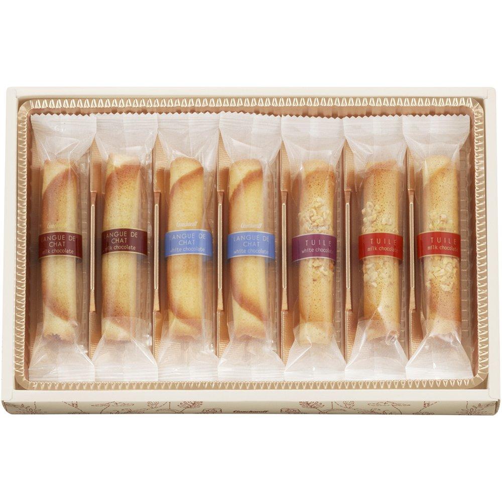 ホワイトデー 内祝い お返し お礼 ギフト 洋菓子 ゴンチャロフ コルベイユ EJJ プチギフト 新築 引越し 8本入り
