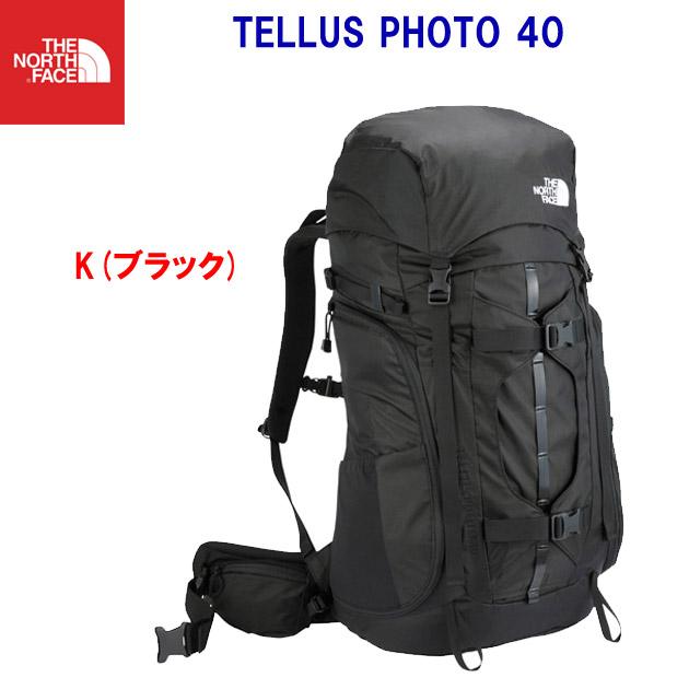 ノースフェイス/バッグ/カメラバッグ/バッグパック テルスフォト40 NM61557