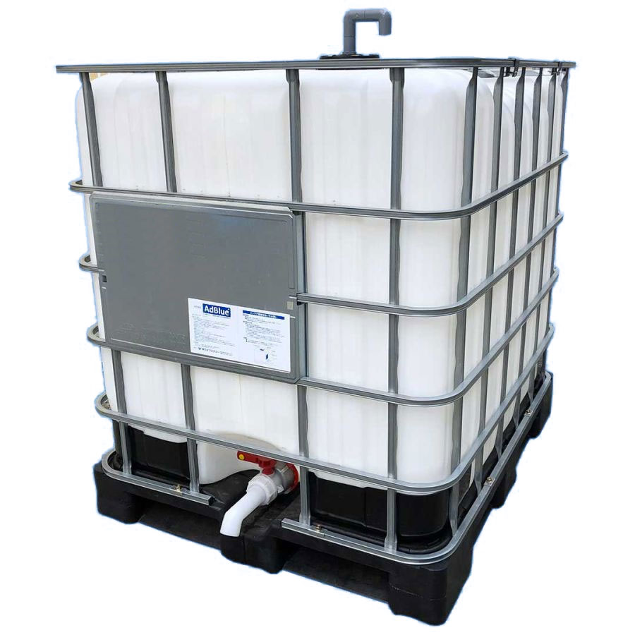 1000LIBCタンクへの補充のための商品です AdBlue 尿素水 新品 店 送料無料 800L アドブルー