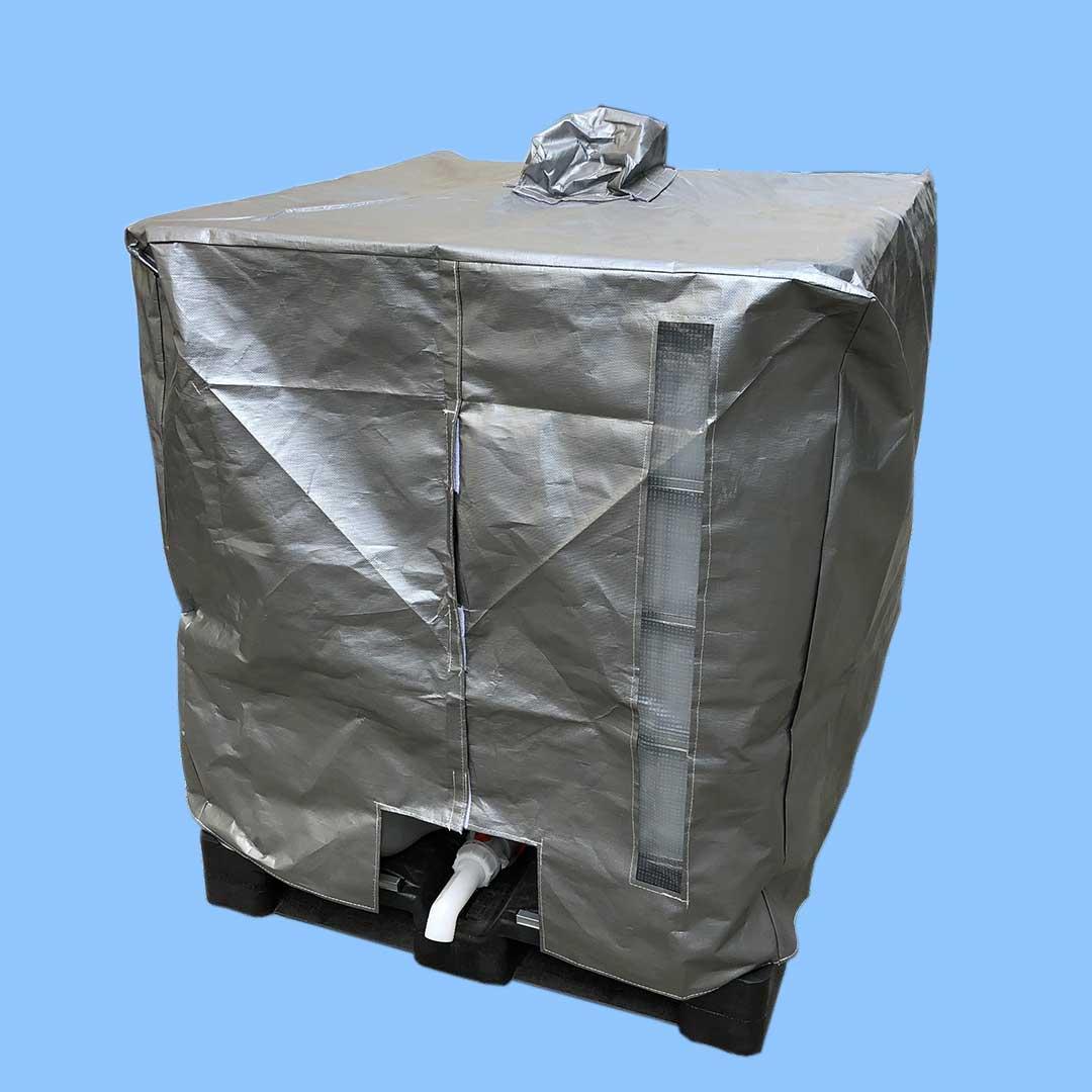 便利なアドブルー1000LIBCタンクオプション AdBlue 尿素水 割引も実施中 アドブルー1000L 超定番 IBCタンク用オプション 15 コンテナカバー 税別 000円