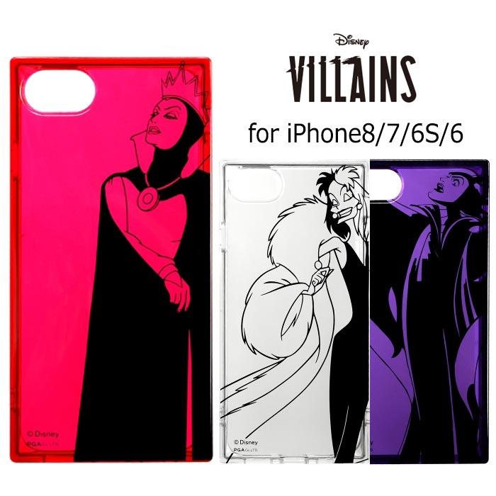 Disney Snow White Maleficent iphone case
