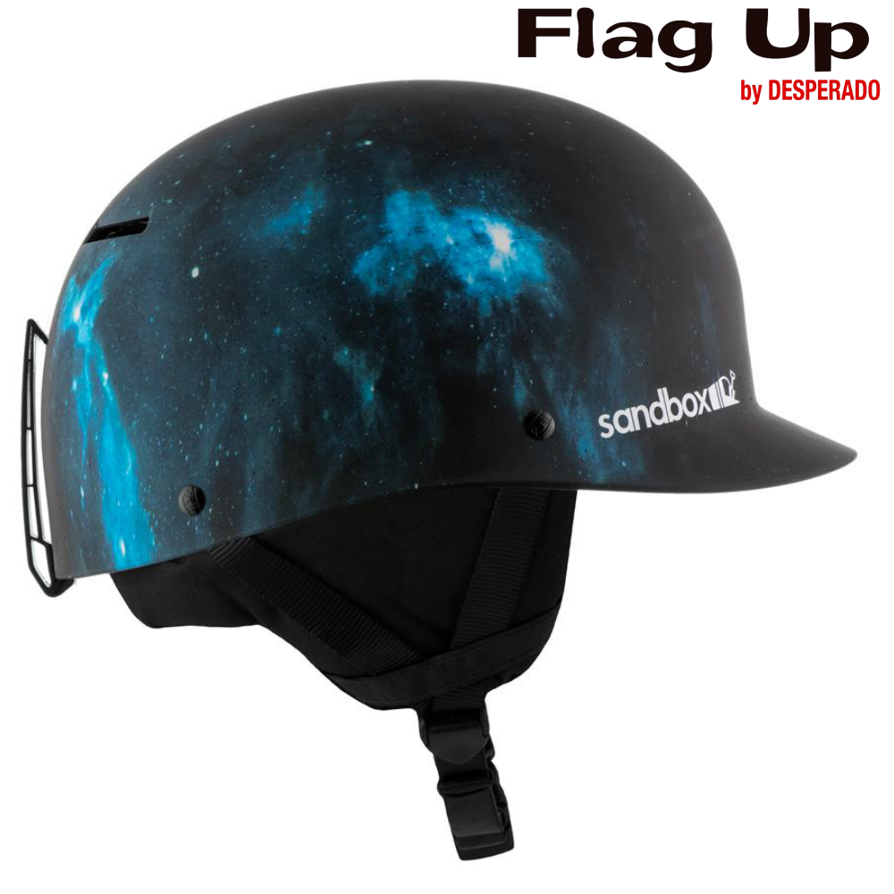18-19 sandbox CLASSIC2.0 SNOW ASIAFIT ヘルメット スノーボード SpacedOut サンドボックス