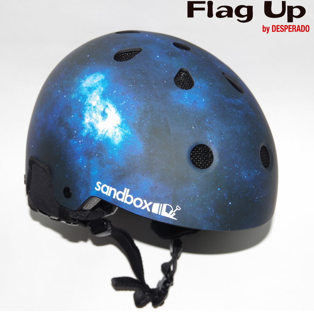18-19 sandbox LEGEND SNOW ASIAFIT ヘルメット スノーボード SpacedOut サンドボックス