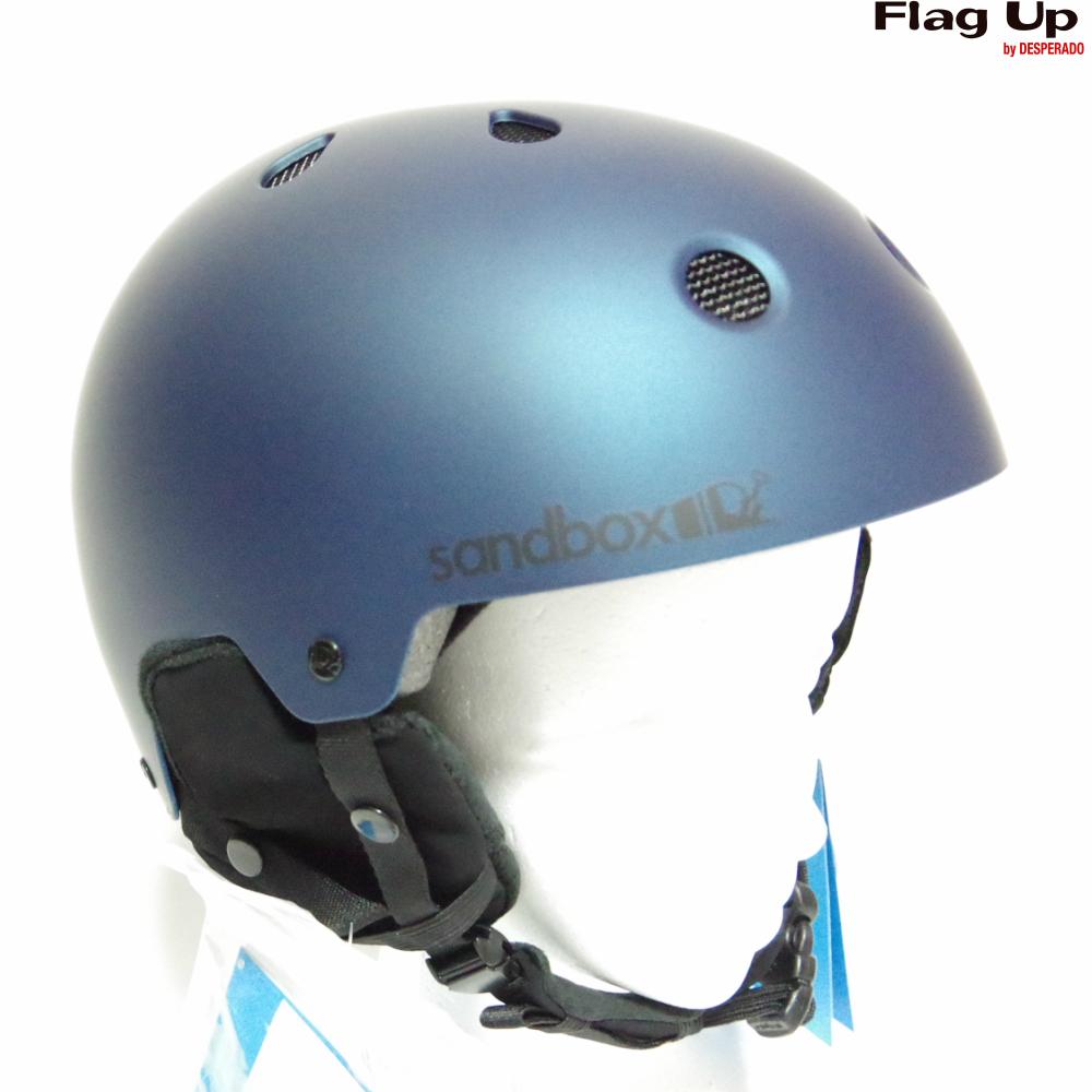 19-20 sandbox LEGEND APEX ヘルメット スノーボード OCEAN BOAサイズ調整機能付き サンドボックス