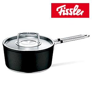 フィスラー Fissler ルノ ソースパン (フタ付き) (56-156-18)<18cm>