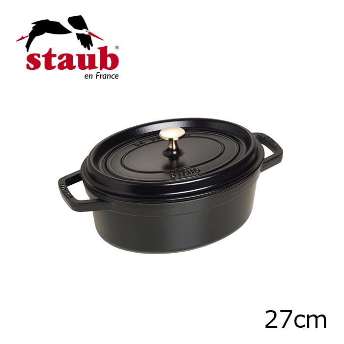 ストウブ ( staub ) ピコ オーバルシチューパン ピコ・ココット・オーバル 27cm(1102725)