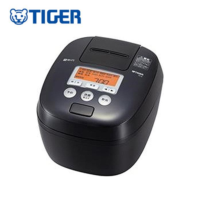 タイガー 圧力IH炊飯ジャー 炊きたて(5.5合炊き) ブラック JPC-B100-K 【 TIGER 】
