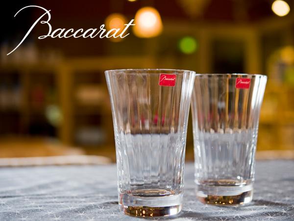 【4/16 1:59までP5倍】Baccarat/バカラ ミルニュイ タンブラー ペア(2105761)