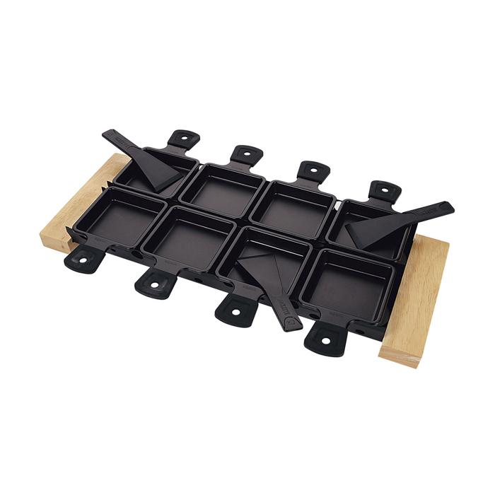 ボスカ ライフ ラクレットオーブンセット パーティサイズ XL 852044 【 BOSKA 】