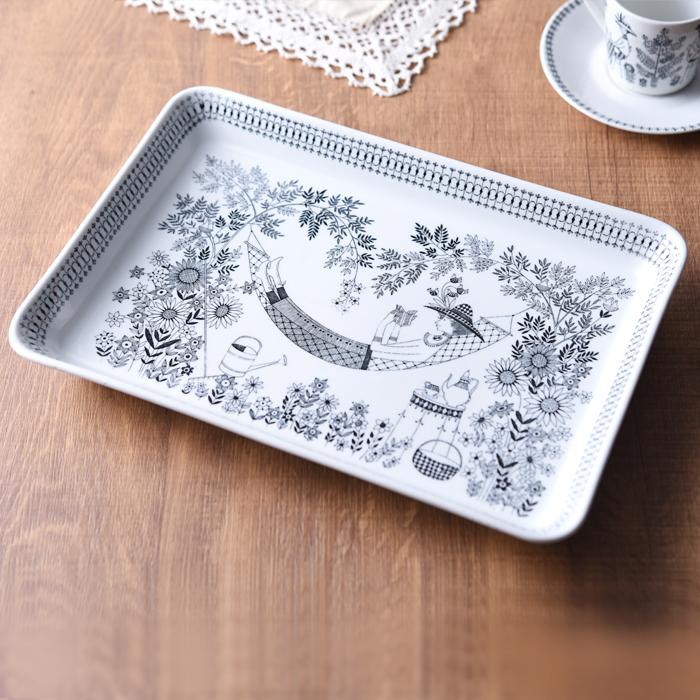 アラビア arabia エミリア グラタン皿 ビンテージ vintage ヴィンテージ Emilia