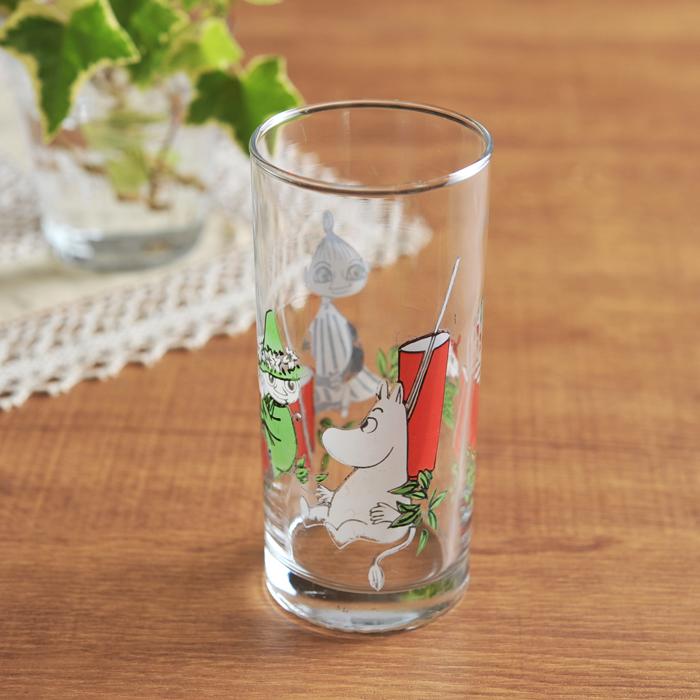 アラビア arabia ムーミン ジュースグラス ビンテージ vintage ヴィンテージ moomin