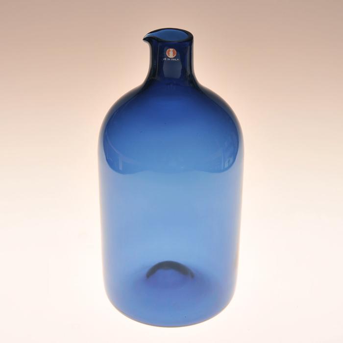 イッタラ iittala i-400 ティモ・サルパネヴァ バードボトル ブルー ビンテージ vintage ヴィンテージ Timo Sarpaneva Bird Bottle
