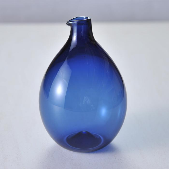 イッタラ iittala i-401 ティモ・サルパネヴァ バードボトル ブルー ビンテージ vintage ヴィンテージ Timo Sarpaneva Bird Bottle