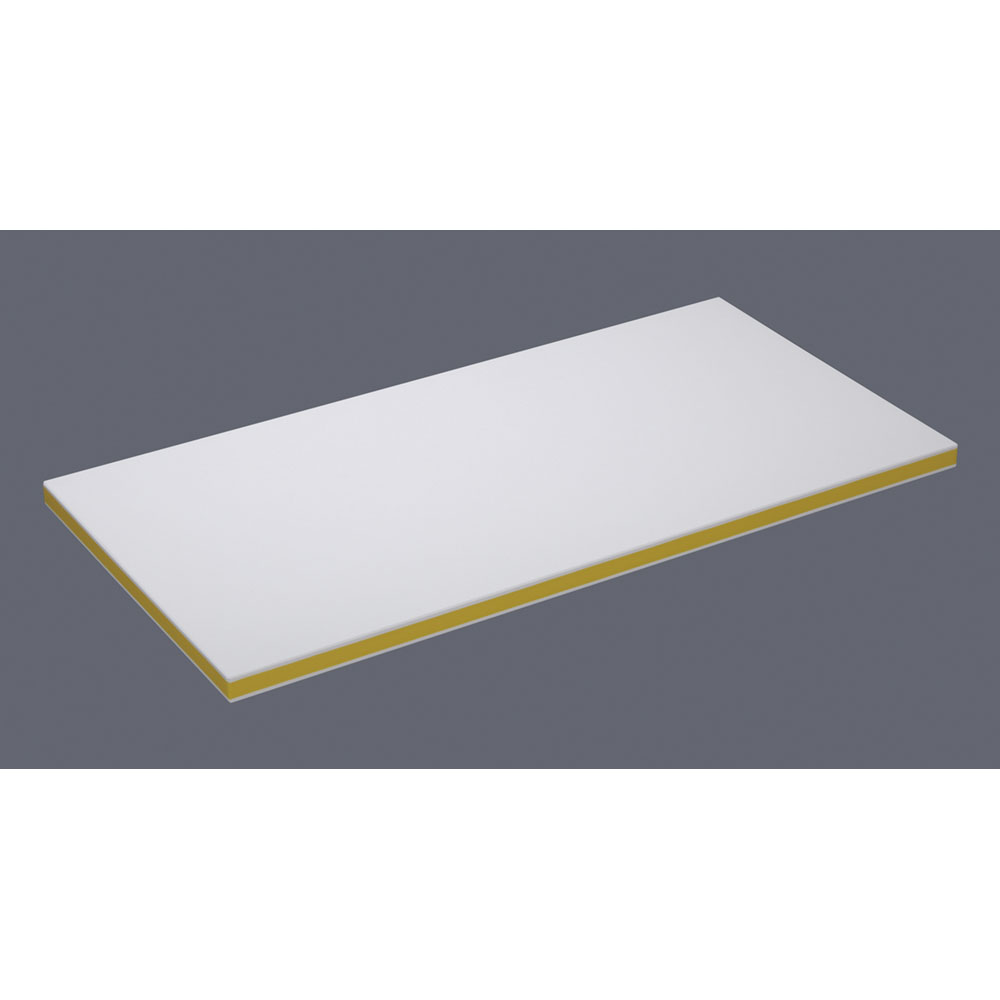 住友 軽量 抗菌 スーパー 耐熱 まな板 LIGHT 20SKL 黄