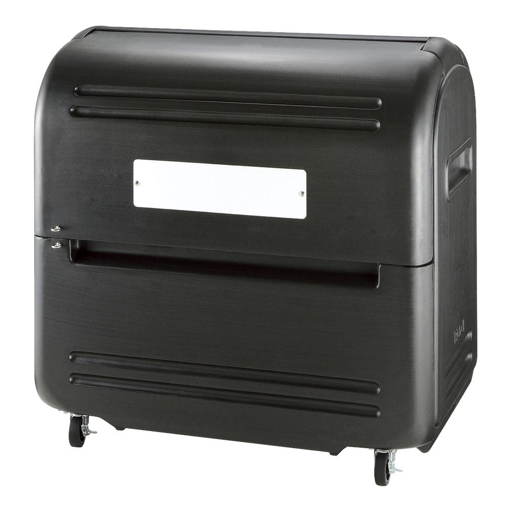 大型ダストボックス ワイドペール 500K (キャスター付き) マンション ごみ箱