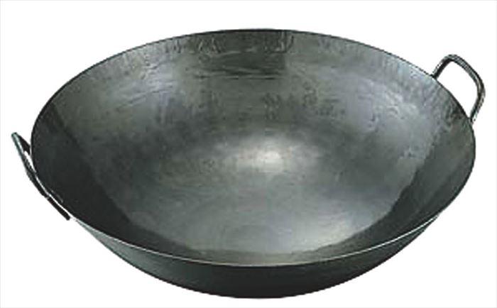 鉄打出中華鍋 1.6mm(取手溶接)51cm