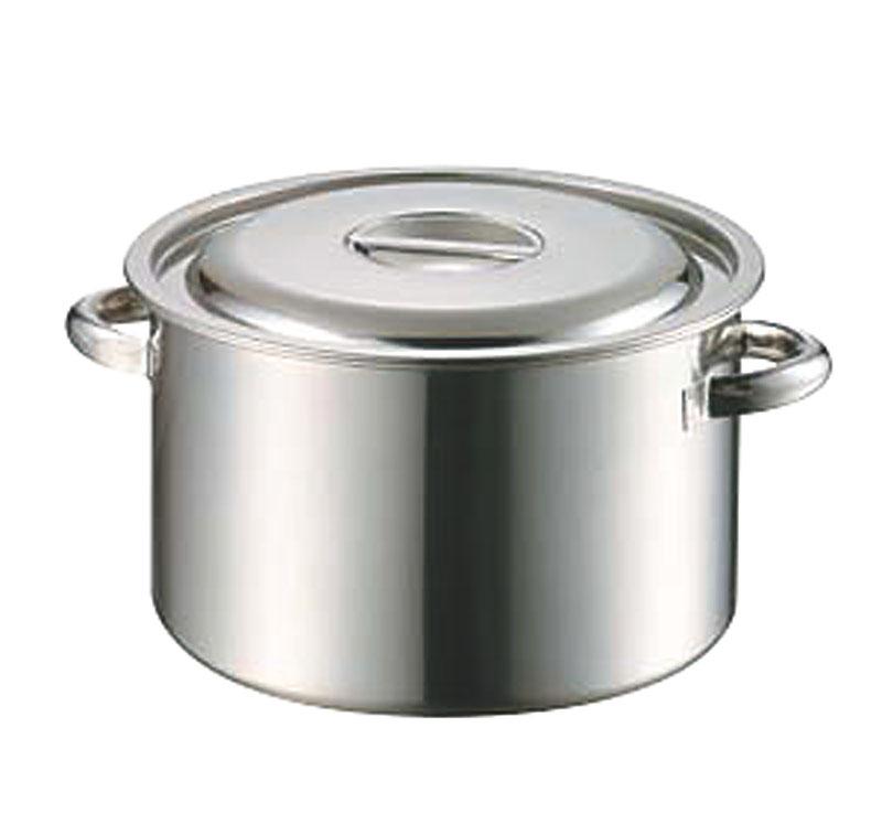 AG モリブデン半寸胴鍋 30cm(13.0L)