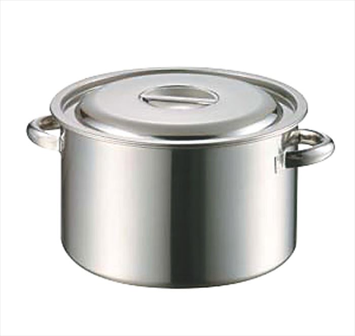 AG モリブデン半寸胴鍋 42cm(38.0L)