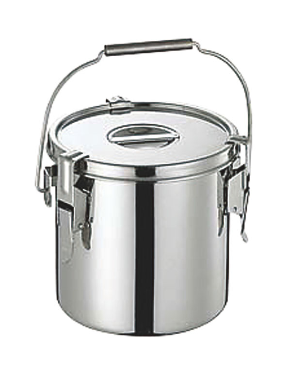 【エントリーでP5倍★3/21 20:00~3/28 1:59】CLO モリブデンパッキン付汁食缶 24cm(10.0L)