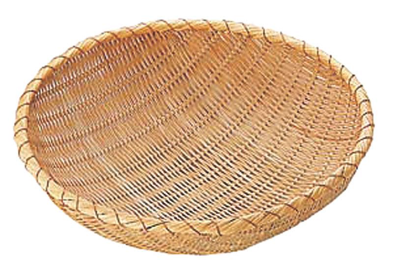 竹製揚げざる 48cm