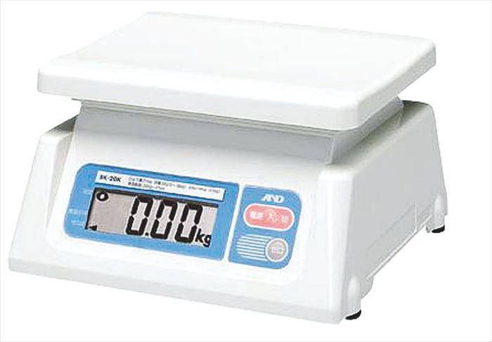 A&D デジタル秤 SL-20K 20kg(最小10g)