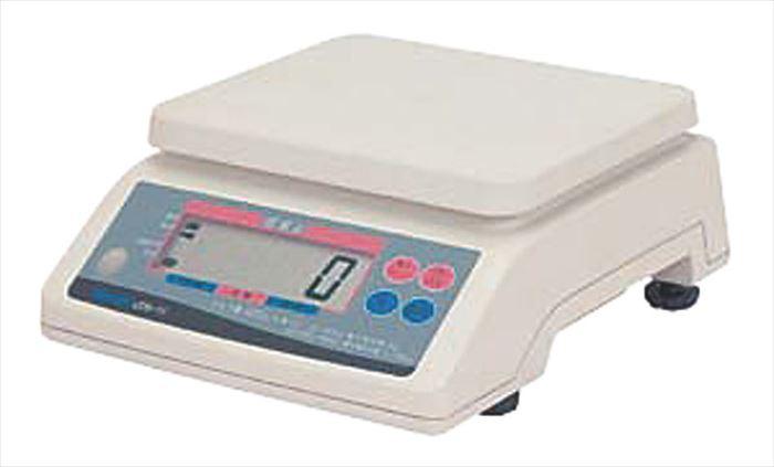 デジタル式上皿自動秤 UDS-1V 15kg