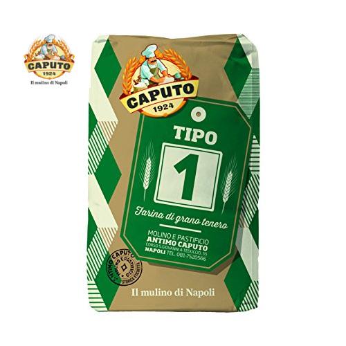 カプート ティーポ・ウノ 25kg×1袋(品番017201 ) 【 小麦粉 イタリア Caputo アドキッチン 】