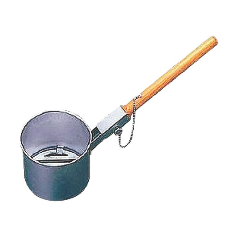 着脱式ジャンボ火起し(鋳物目皿付)大21cm