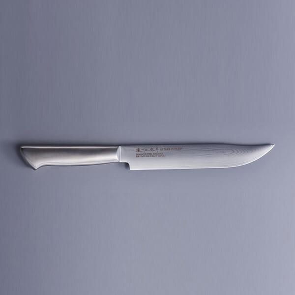 佐竹産業 ダマスカス鋼 ボーニングナイフ 800-662 刃渡り190mm ナイフ 調理道具