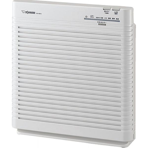 【4/1は店内全品ポイント5倍以上!】象印 空気清浄機(16畳) PA-HB16-WAホワイト
