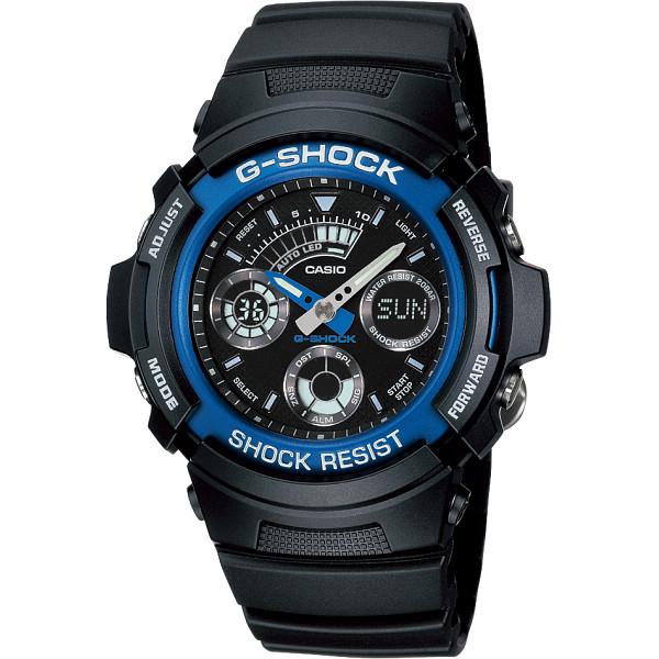 人気ブランド G-SHOCK 腕時計【AW-591-2AJF】 AW-591-2AJF, 新冠郡 f0a9959a