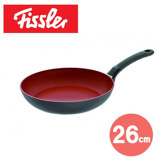フィスラー センサーレッド26cm 157-303-26-100 【 Fissler フライパン 】