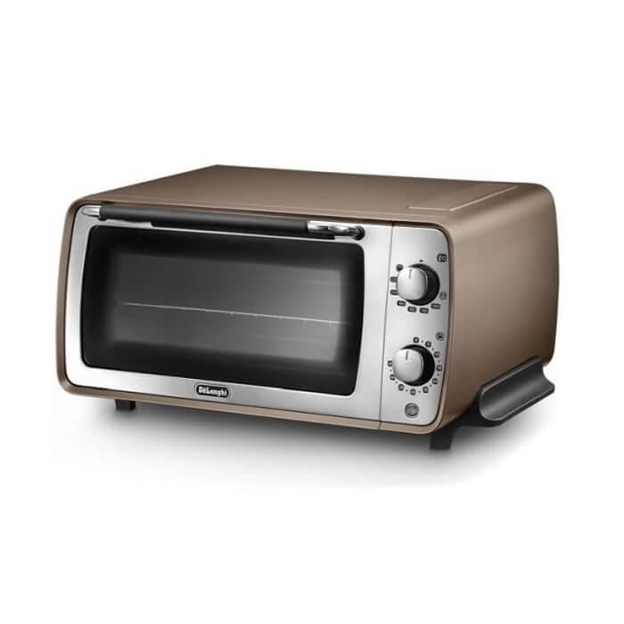デロンギ ディスティンタコレクションオーブン&トースター (フューチャーブロンズ) EOI407J-BZ 【 デロンギ オーブントースター 】