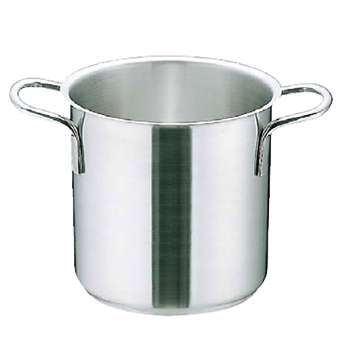 Murano/ムラノ インダクション18-8寸胴鍋(蓋無)98.0リットル(AZV-77)
