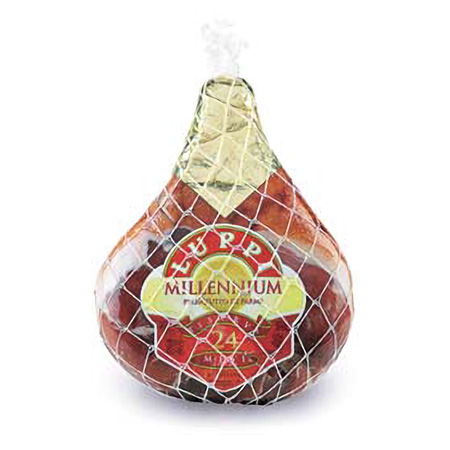 ルッピ プロシュット・ディ・パノマ D.O.P.24か月熟成 約7kg×1個(4.82円/g) 【不定貫】【冷蔵便でお届け】 《food》 【 Luppi Prosciutto di Parma 】