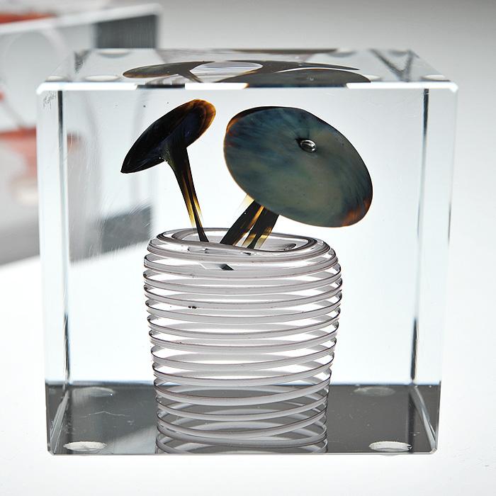 Nuutajarvi ヌータヤルヴィ イッタラ iittala Oiva Toikka オイバ・トイッカ Annual Cube アニュアル キューブ ビンテージ vintage ヴィンテージ 1978年