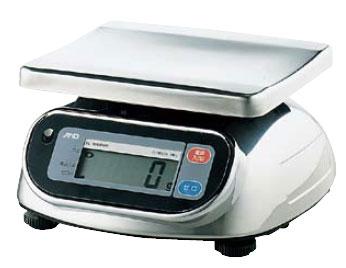 A&D 防水・防塵デジタルはかり SL-WPシリーズ<SL-1000WP>1kg【smtb-tk】