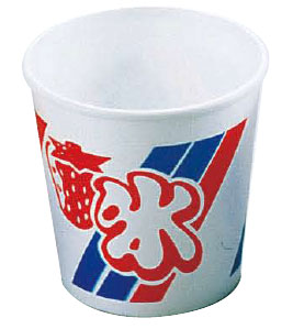 かき氷カップ<TC-13>氷イチゴ(1,000入)【smtb-tk】