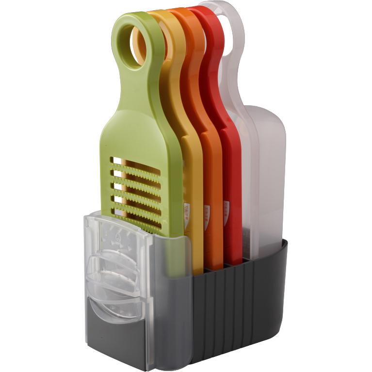 【10/1限定5000円以上で使える11%オフクーポン配布中】愛工業 野菜調理器Qシリーズ Aセット