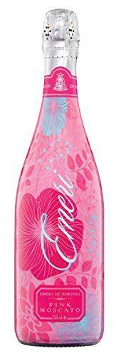 デ ボルトリ エメリ ピンク モスカート [ スパークリング 甘口 オーストラリア 750ml ]<6本セット>【キャンセル・返品・交換不可】