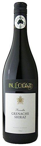 ポールコンティグルナッシュ/シラーズ[赤ワインミディアムボディオーストラリア750ml]<12本セット>【キャンセル?返品?交換不可】