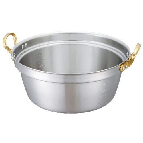 キングデンジ 料理鍋(目盛付)33cm