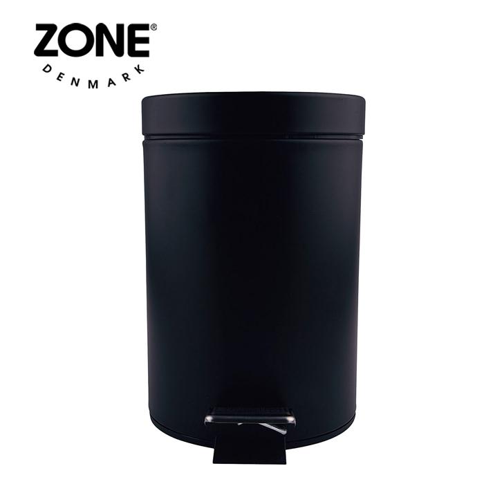 ZONE ペダルビン 202091 ブラック 【 ゾーン デンマーク 北欧デザイン ダストボックス ゴミ箱 】
