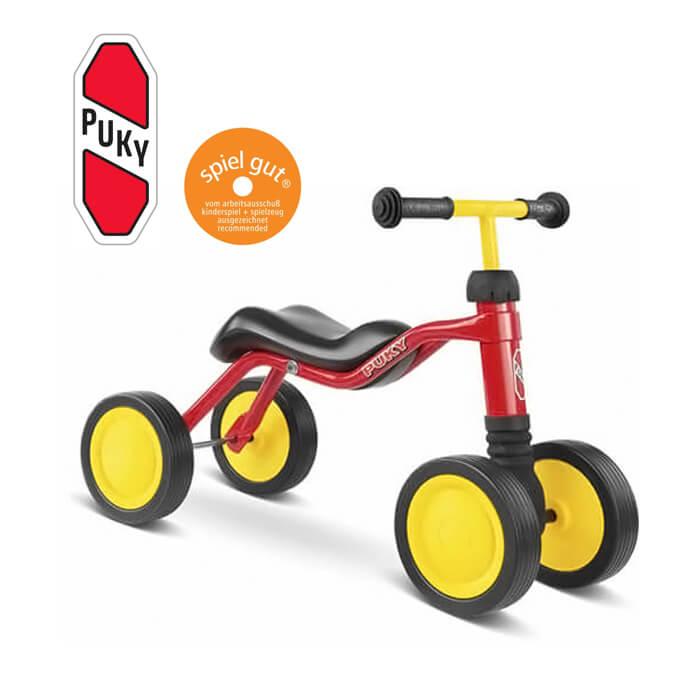 Puky Wutsch ヴッチ バランスバイク レッド 4023 ドイツ 子供用 おもちゃ 乗り物