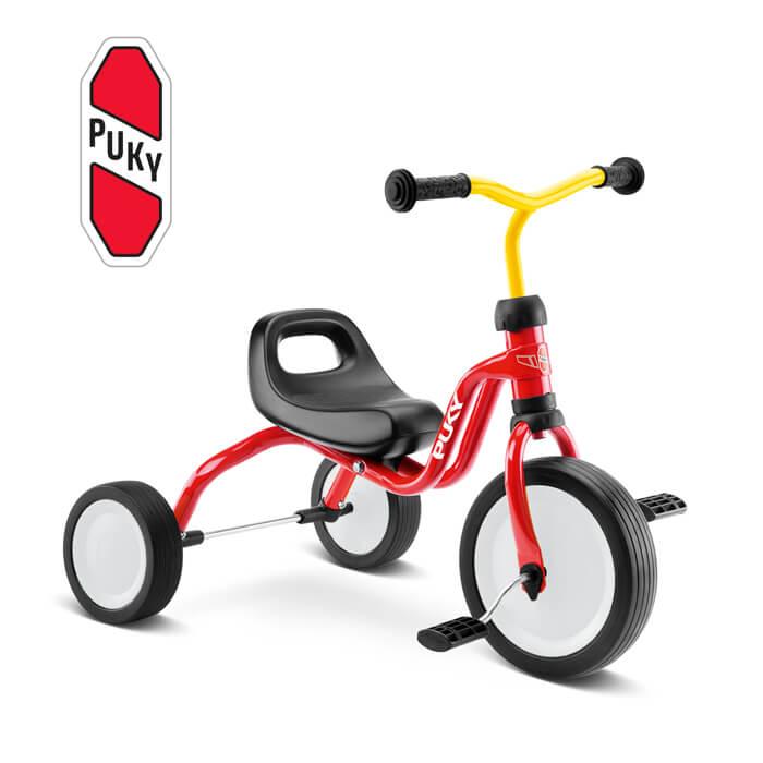Puky Fitsch フィッチ 三輪車 レッド 2513 ドイツ 子供用 おもちゃ 乗り物